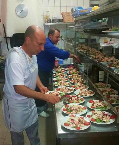 Küche, Essen in Rottweil, hungrige gäste